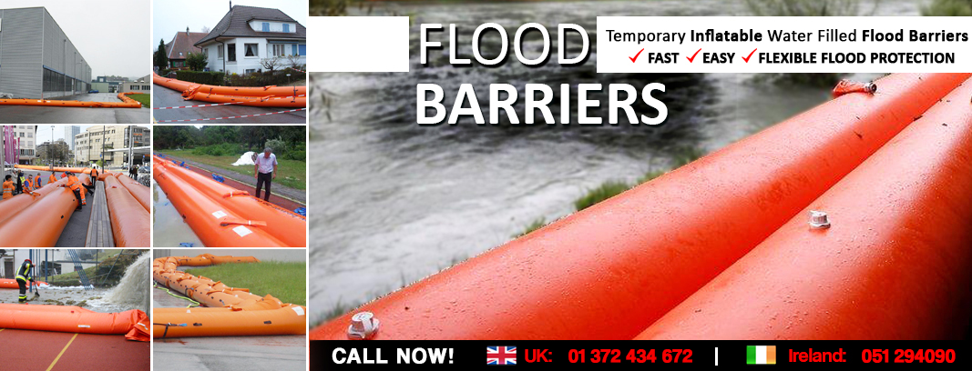 Inflatable Flood Barriers 01 372 434 672